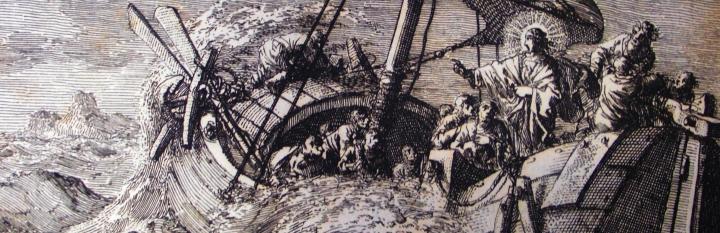 Luyken's Storm at Sea